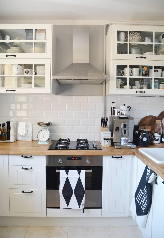 New Kitchen Scraperka